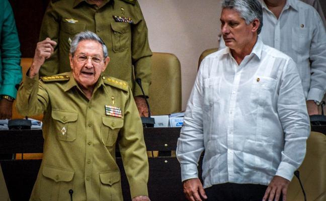 Tiempo de transición en Cuba