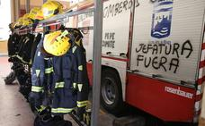 Llaman a trabajar a un bombero de Málaga suspendido de empleo y sueldo
