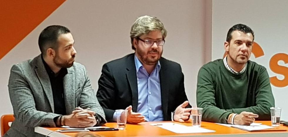 El efecto imán de Ciudadanos en Málaga