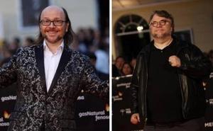 Boquerones y horchata de Casa Mira: el fin de semana «perita» de Guillermo del Toro y Santiago Segura en Málaga