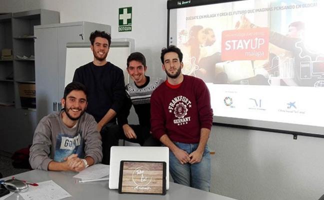 Premian la idea de un restaurante automático de comida española