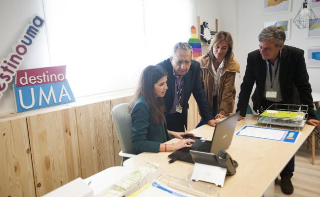 La UMA mejora su atención a estudiantes con una oficina que unifica todos los servicios