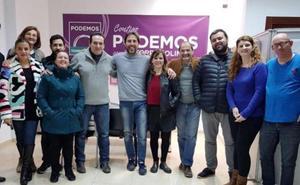 Podemos prepara una candidatura de confluencia en cuatro municipios de Málaga