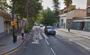 Muere un estudiante de 18 años en un accidente de moto en Pedregalejo