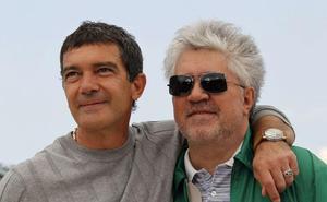 Antonio Banderas volverá a rodar con Almodóvar