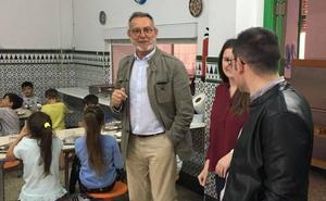 El colegio Misioneras Cruzadas de Palma-Palmilla estrena su comedor