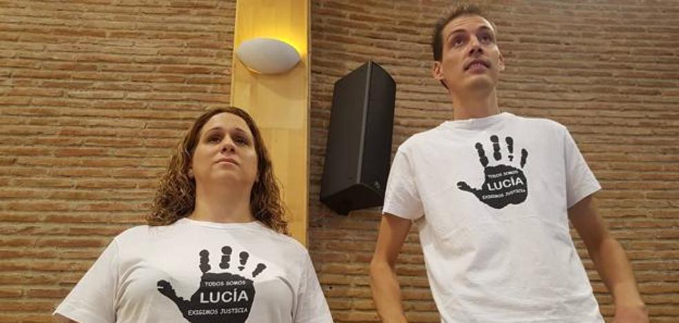 La madre de Lucía Vivar: «Estoy disgustada porque no me gustaría que este caso se archivara»