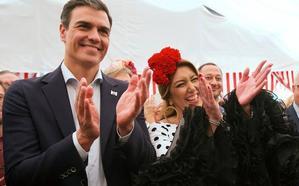 Susana Díaz espera que Rajoy mueva hoy ficha con la nueva financiación