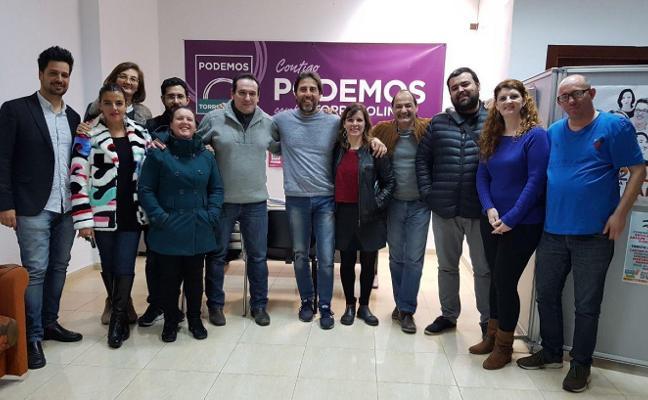 Podemos prepara candidaturas de confluencia en Marbella y Estepona