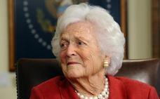 Adiós a Barbara Bush, matriarca de EE UU