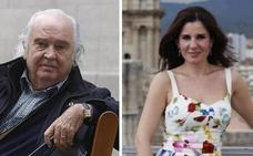 El Ateneo premia el compromiso con la cultura de García Abril y Diana Navarro