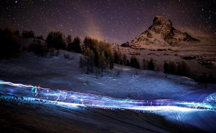Una de las competiciones de esquí más bellas del mundo: Patrouille des Glaciers