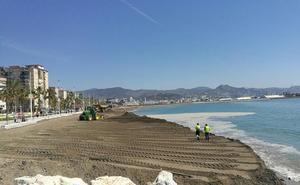 Playas: Preparativos para lo que se avecina