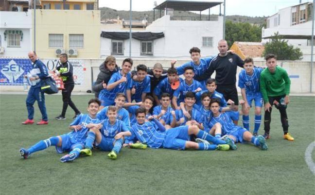 Jornada favorable para los clubes malagueños, que consiguieron dos victorias y dos empates