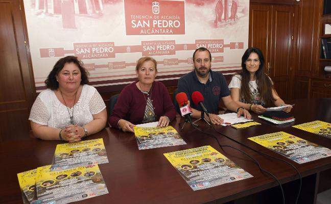 Caminata solidaria con la enfermedad de huesos de cristal San Pedro Alcántara