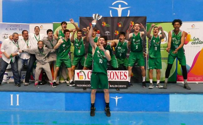 Unicaja júnior se proclama campeón de Andalucía de clubes