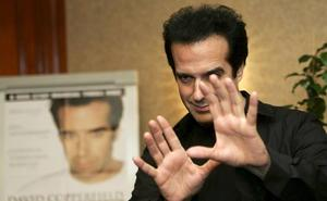 David Copperfield, obligado a desvelar un famoso truco tras demandarle un espectador