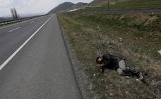 Un centenar de heridos y dos muertos tras chocar un camión que trasladaba migrantes en Turquía