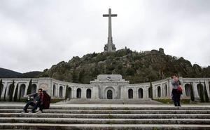Los trabajos de exhumación en el Valle de los Caídos comenzarán este lunes