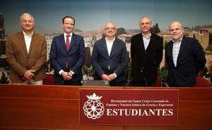 La Cofradía de Estudiantes de Málaga convoca su tercer ciclo de conferencias José Atencia García
