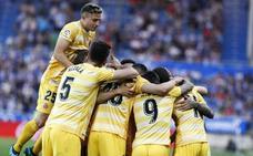 El Girona se recupera en Mendizorroza