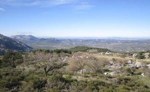 Ruta senderista: Subida de las Fuentes de Villanueva del Rosario