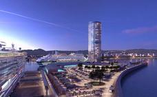 Urbanismo dará prioridad a los trámites para la torre del Puerto de Málaga