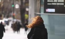 Málaga, en aviso amarillo de nuevo por fuertes vientos este viernes