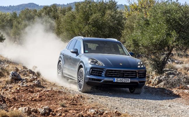 Porsche Cayenne, éxito de la versión mejorada del 911
