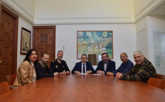 La Policía Local de Rincón aplica un nuevo calendario laboral para aumentar las patrullas