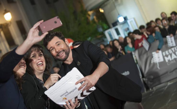 Fotos de la jornada del jueves del 21 Festival de Málaga-Cine en Español