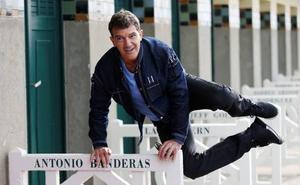 El actor malagueño Antonio Banderas anuncia su vuelta al teatro