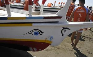 La historia del ojo fenicio, todo un símbolo malagueño