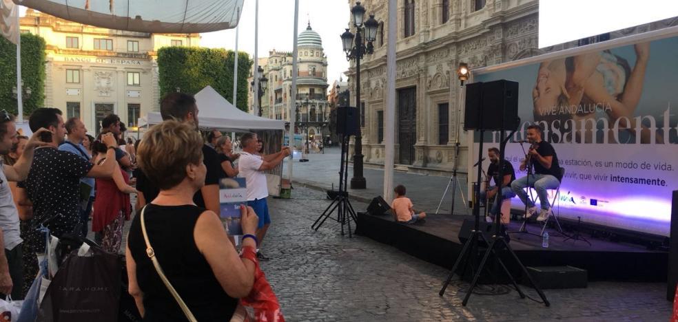 La Junta activará una campaña para animar a los andaluces a viajar por la región