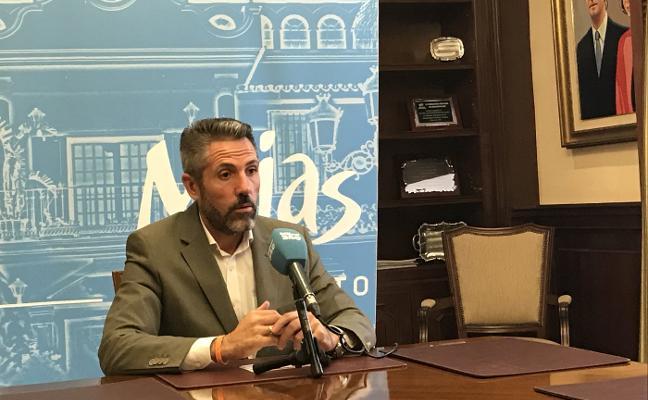 Mijas pide a Fomento un tren de cercanías con cuatro paradas en el municipio