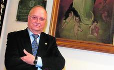Juan Márquez Claros: «Las hermandades de gloria tienen mucho respaldo y arraigo en la ciudad»