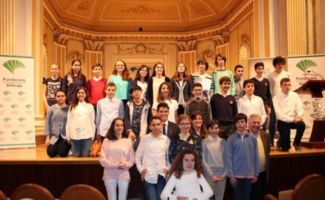 Cinco jóvenes participarán en la fase regional de la Olimpiada Matemática