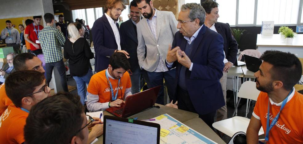 Un vivero de empresas se instala en la UMA para invertir medio millón en proyectos