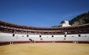 La plaza de toros de la Malagueta muestra su nueva cara