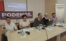 Podemos aspira a una confluencia de izquierdas «lo más amplia posible» para las elecciones municipales