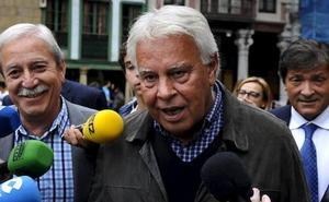 Felipe González, sobre si el asesinato de Santiago Brouard fue ordenado por Interior: «No lo creo en absoluto»