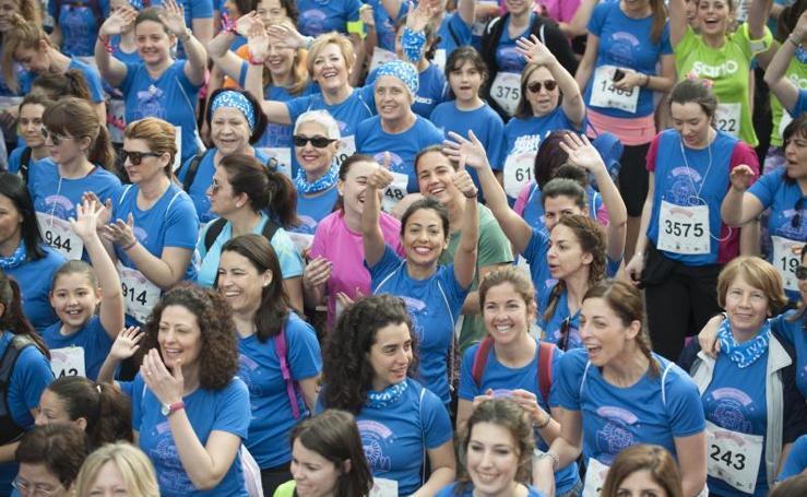 Fotos de la VI Carrera Mujeres contra el Cáncer en Málaga