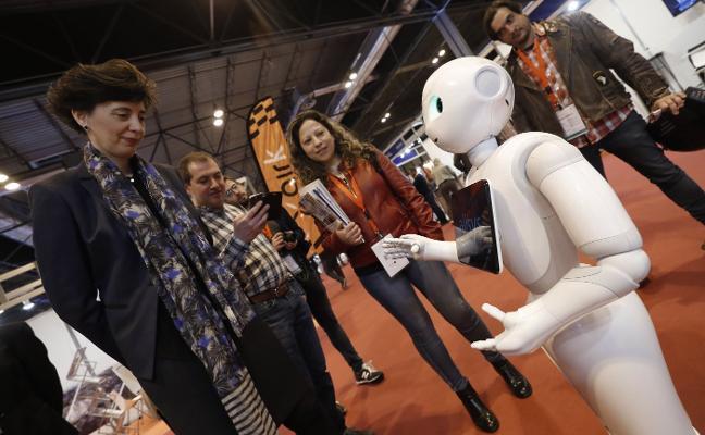 España quiere liderar la industria de la robótica