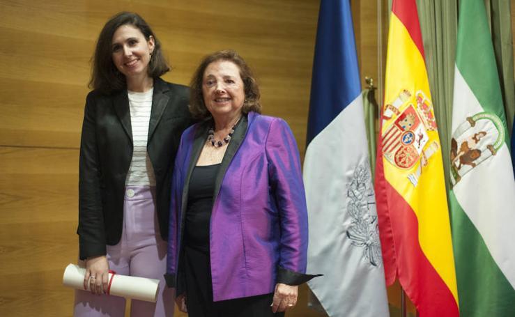 Entrega del XV Premio Manuel Alcántara de Periodismo