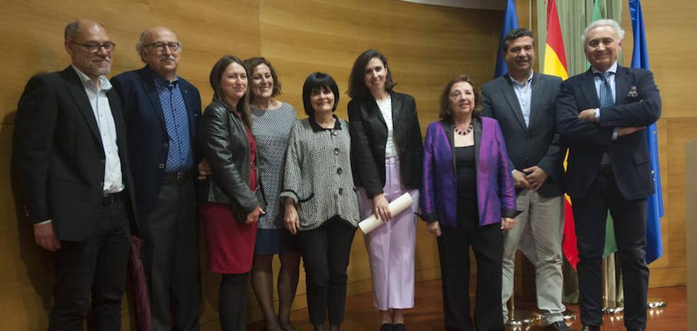 Carmen Sarmiento: «Sin la participación de las mujeres no puede haber derechos humanos»