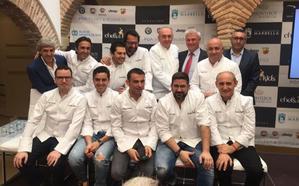 Ocho chefs con estrella Michelín jugarán con la comida