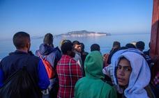 Unos 1.000 inmigrantes son rescatados en 48 horas en el Mediterráneo Central