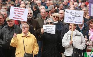 El gasto en pensiones crece un 2,9% en abril, hasta la cifra récord de 8.965 millones