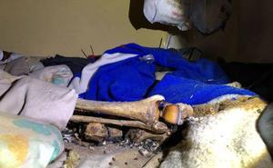 Hallan un cadáver en avanzado estado de descomposición debajo de un puente en Torrox