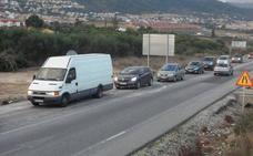 El tráfico en Alhaurín de la Torre, un problema atascado